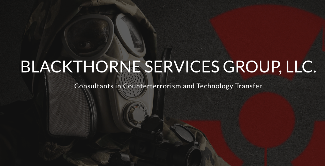 Blackthorne Services Group - http://www.bsg-cbrne.us/